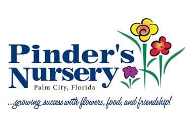 20 July Pinders Nursery Logo