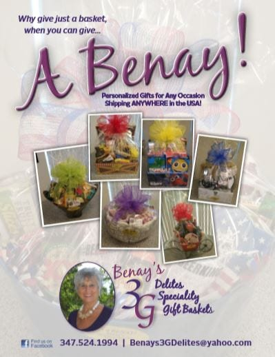 19 Oct Benay Flyer