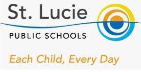 St Lucie Public Schools Logo
