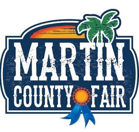 Martin County Fair Logo