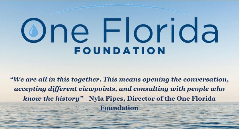 20 June One Florida Foundation Logo
