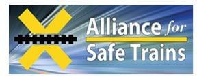 20 July Alliance for Safe Trains Logo