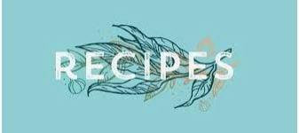 20 Aug Recipes