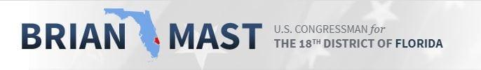 20 Oct Brian Mast Logo