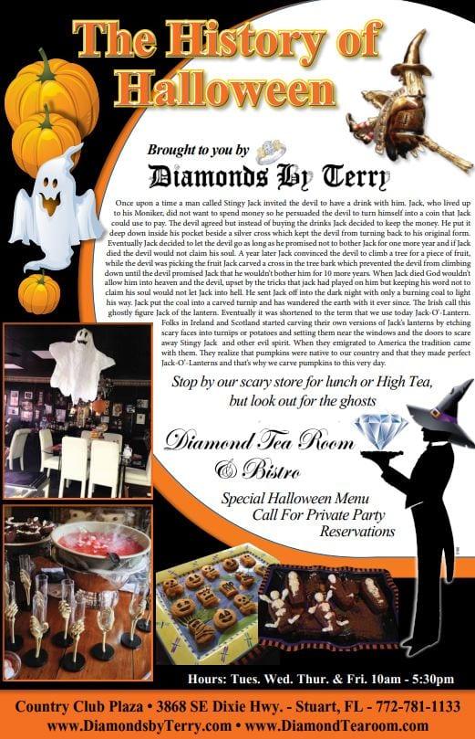 20 Sept Diamonds Flyer