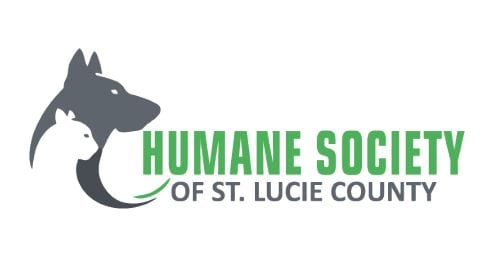 20 Nov Humane Society of St Lucie Logo