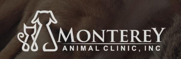 21 Jan Montery Animal Clinic Logo