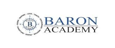 21 Apr Baron Academy Logo