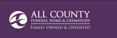 21 May All County Funeral Home Logo
