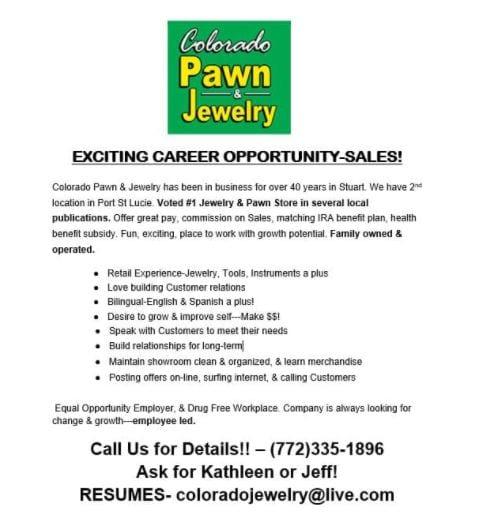 21 May Colorado Pawn Ad
