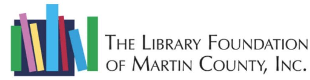 21 May Library Foundation Logo