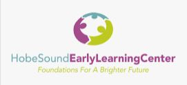 21 July Hobe Sound Early Learning Ctr Logo