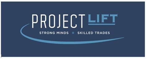 21 July Project Lift Logo
