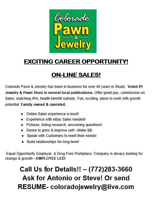 21 Sept Colorado Pawn Help Wanted Flyer