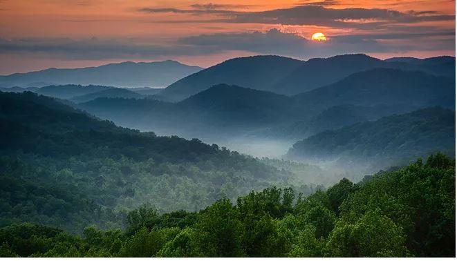 21 Sept Smoky Mountains